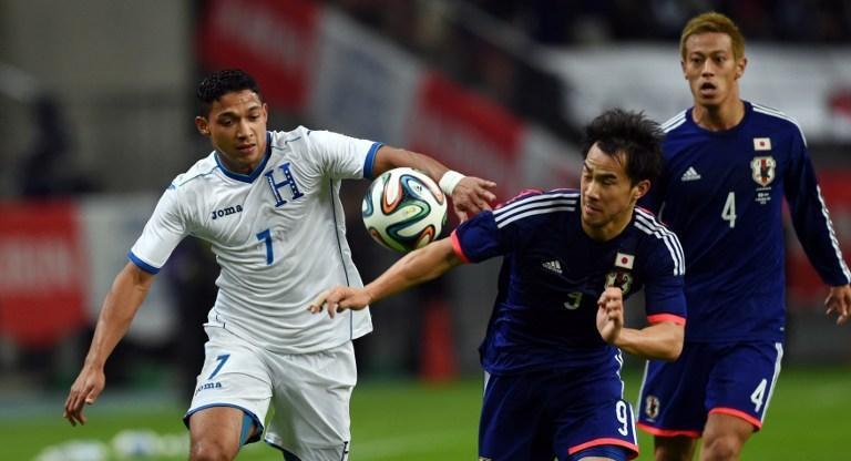 Japan vs Honduras