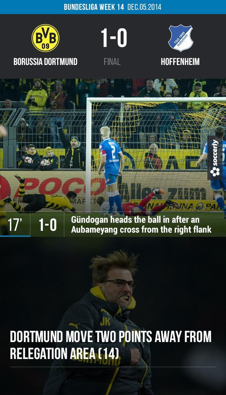 Dortmund-Hoffenheim