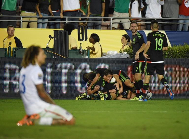 Mexico will be part of the 2017 Confederations Cup