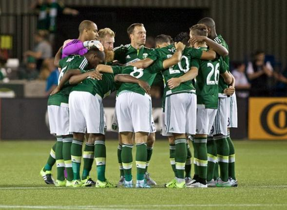 The Timbers have destiny on their hands. They need to win their final three games to secure a playoff berth
