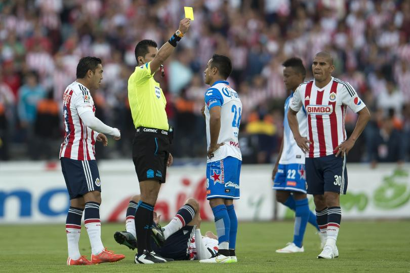 Chivas vs Puebla, Clausura 2015 tournament