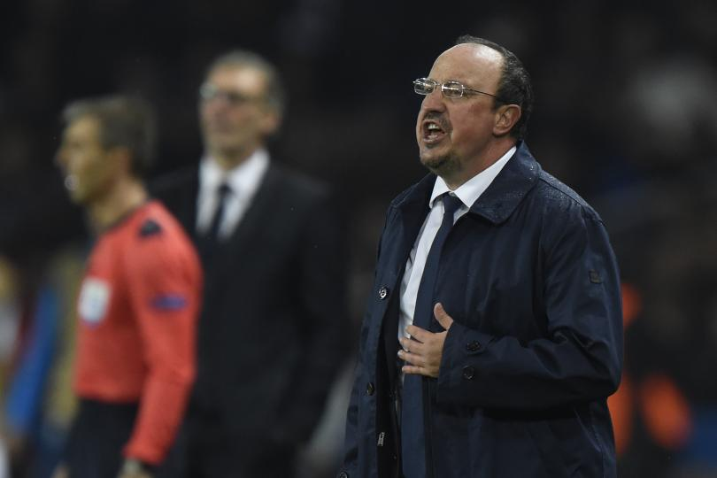 Diminished Madrid were 'exceptional' - Benitez