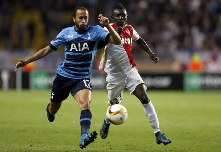 Andros Townsend, AFP