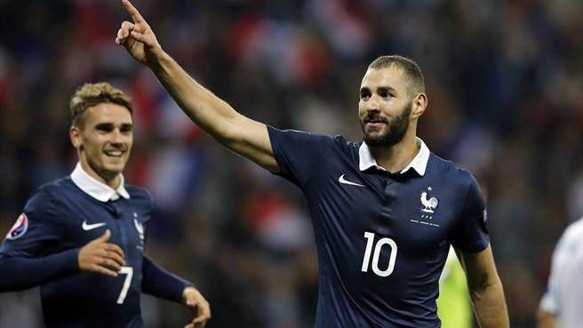 Karim Benzema, France National Team