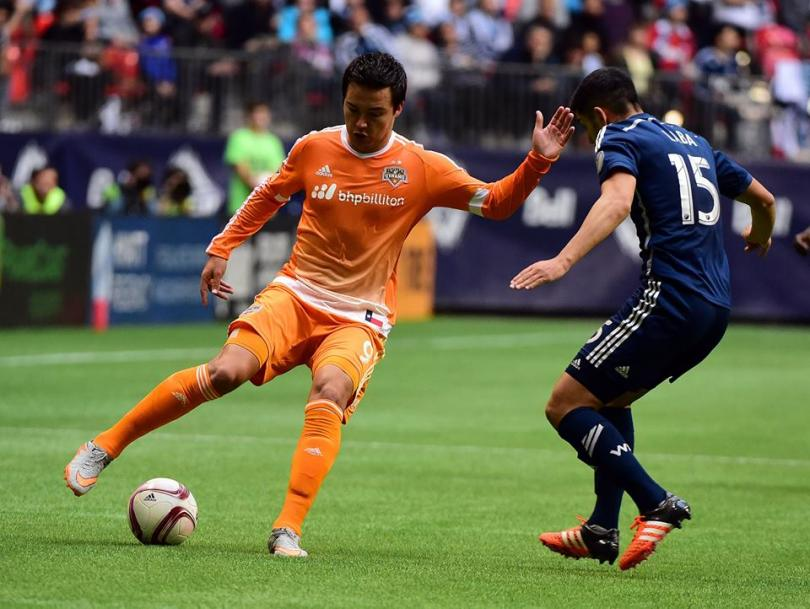 The Houston Dynamo deny rumors of Erick 'Cubo' Torres leaving the club in the offseason