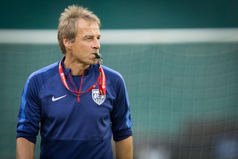 MNT Head Coach, Jurgen Klinsmann