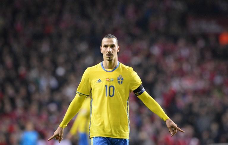 Zlatan Ibrahimovic, Sweden