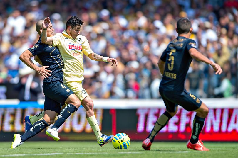 Pumas vs America, Clausura 2015 tournament