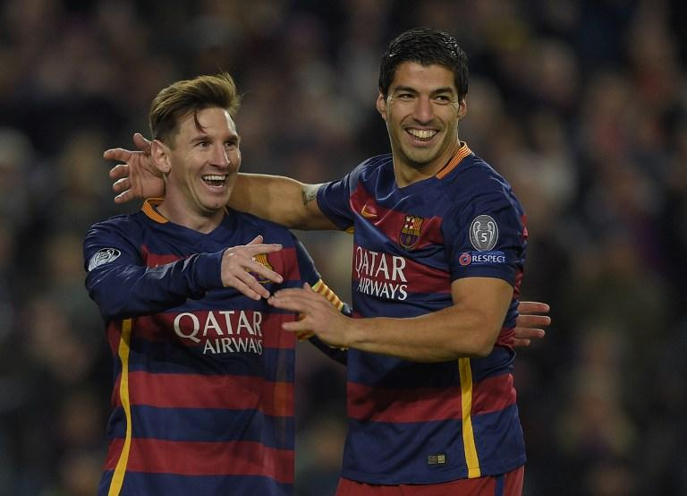 Barcelona defeat Roma 6-1 in the UEFA Champions League group stage