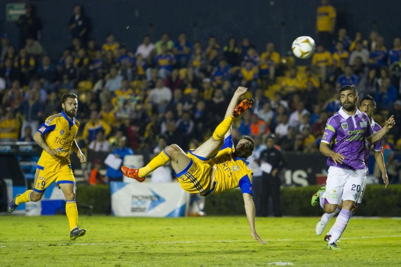 Andre Gignac's goal against Jaguares