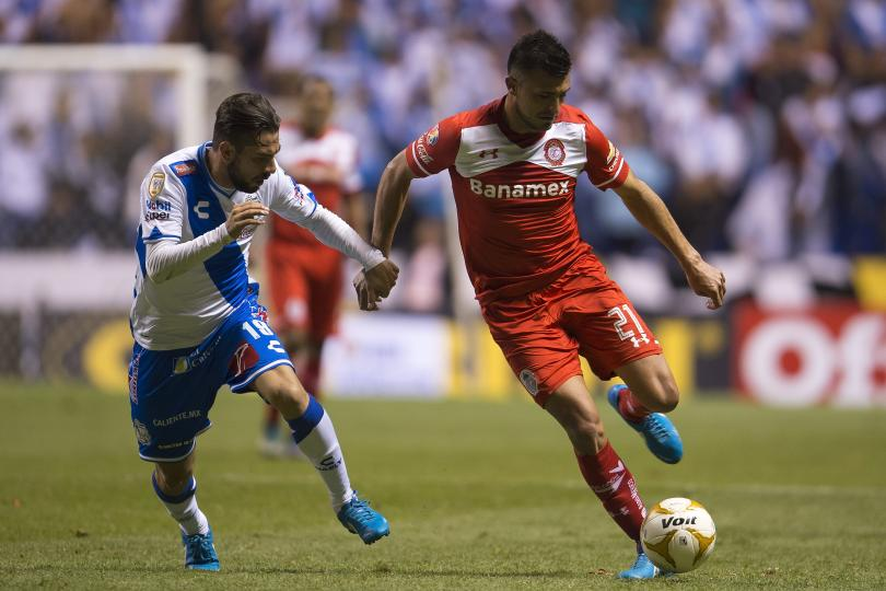 Puebla vs Toluca, Quarter Finals, Liga MX