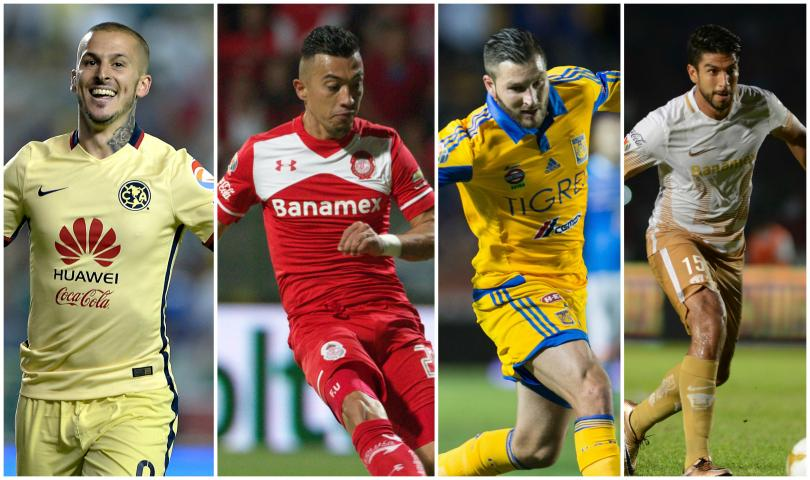 Liga MX will celebrate the Apertura 2015 Semifinals this week