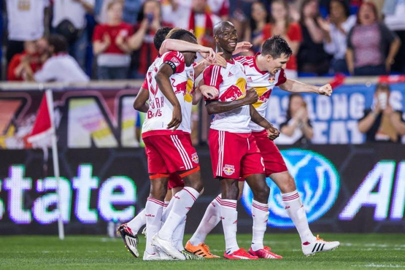 The Red Bulls managed to pull of a great 2015 season