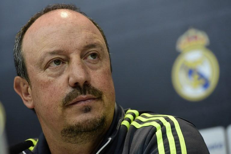 Rafael Benitez published a letter after getting sacked by Real Madrid