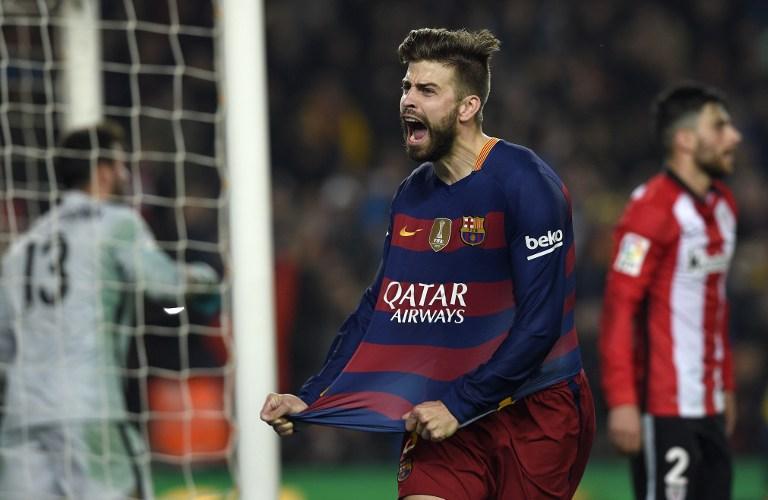 Gerrard Pique, Barcelona