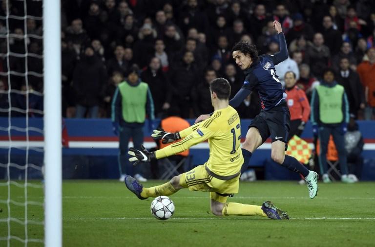 PSG vs Chelsea, Champions League
