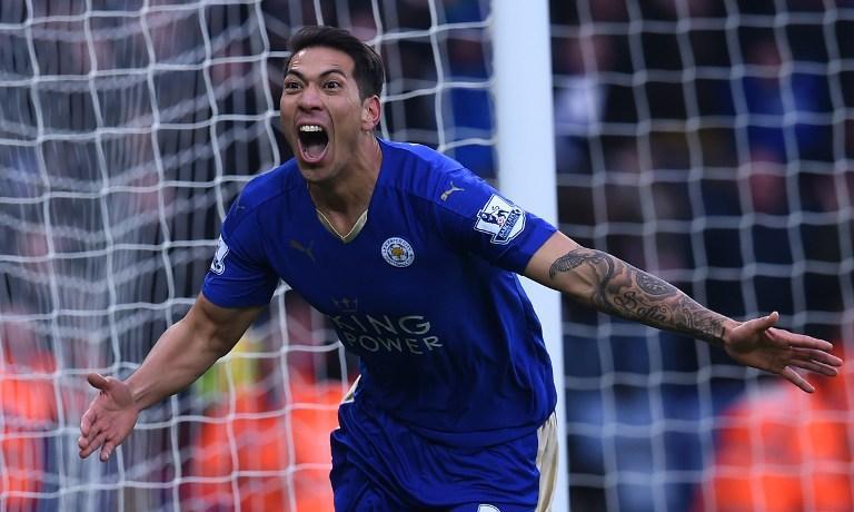 Leandro Ulloa, Leicester City