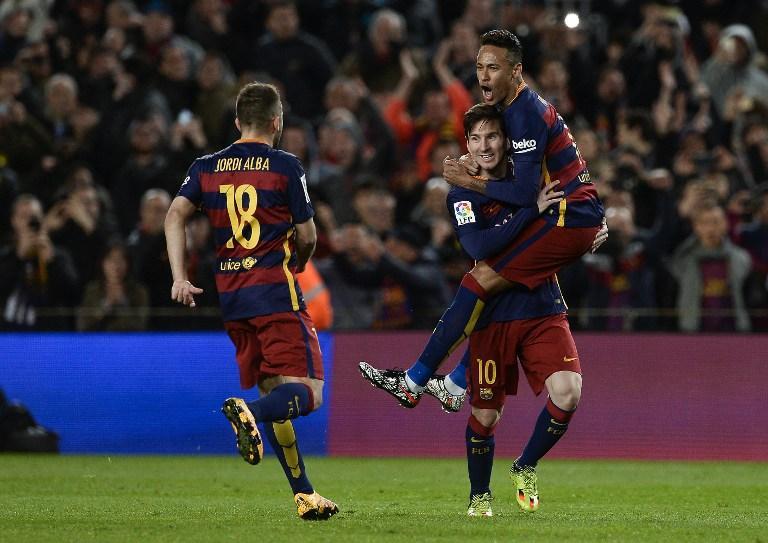 Barcelona vs Sevilla, La Liga