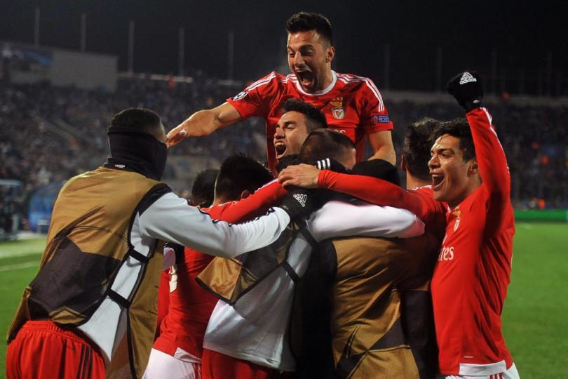 Zenit vs Benfica, Champions League