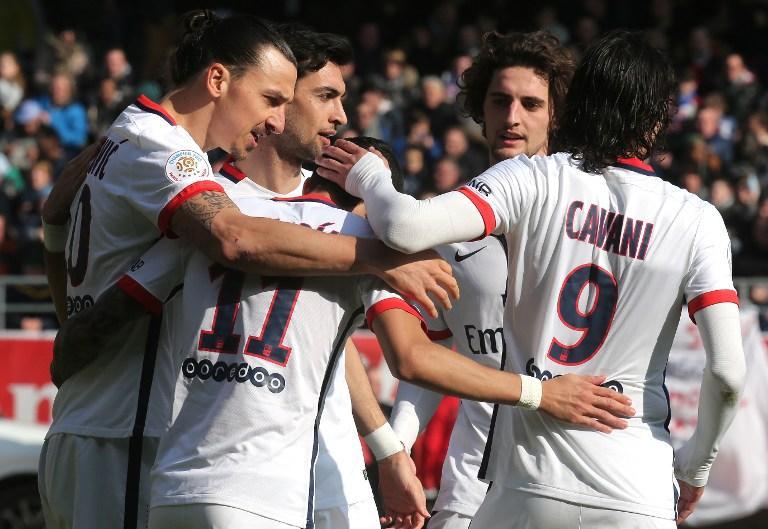 PSG, League 1