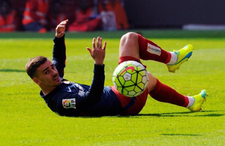 Antoine Griezmann, Atletico Madrid