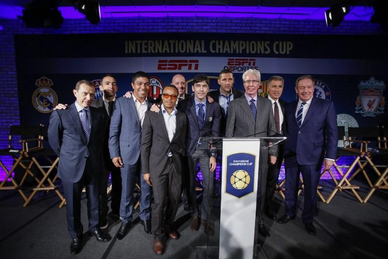 Leicester City will participate in the International Champions Cup