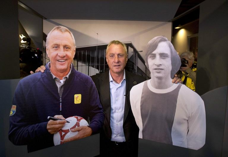 Johan Cruyff, Dutch legend dead at 68