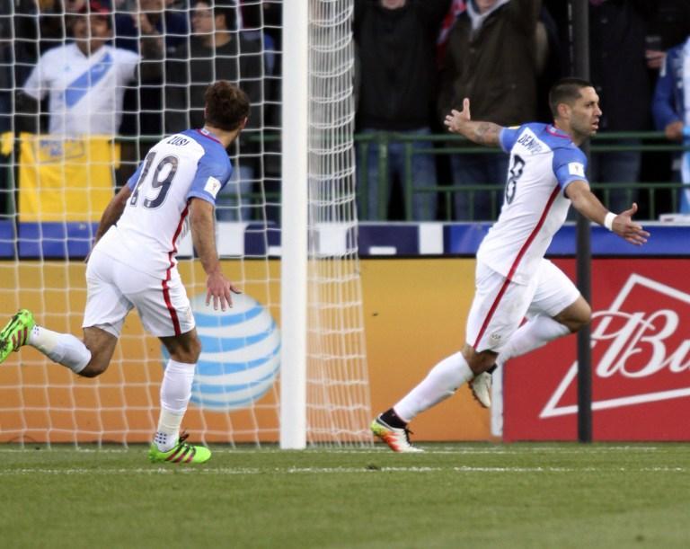 USA vs Guatemala, WC Qualifying
