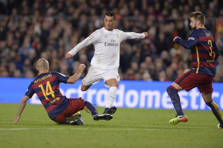 Barcelona vs Real Madrid, La Liga