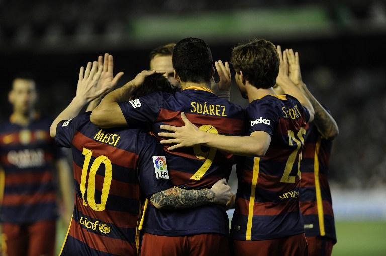 Barcelona, La Liga