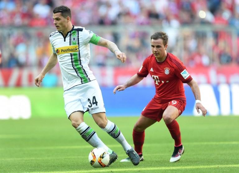 Bayern Munich vs B. Monchengladbach, Bundesliga