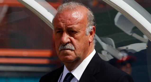 Spain in the Past: Del Bosque must mix and match